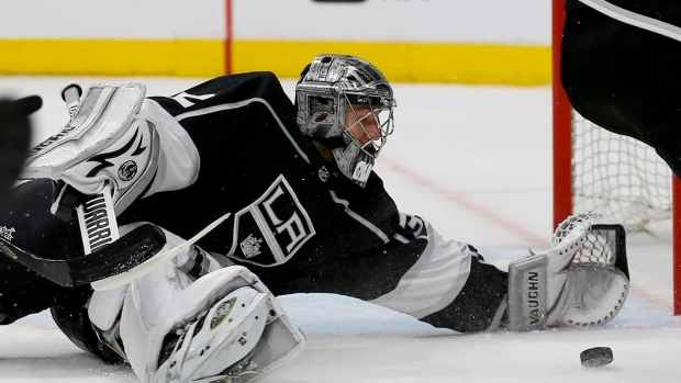 Hitting the jackpot: Knights sweep Kings with 1-0 win Article Image 0