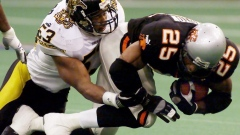 Hamilton Tiger-Cats name former rush end Joe Montford to Wall of Honour Article Image 0