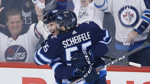Jacob-trouba-and-mark-scheifele