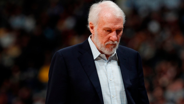 Gregg Popovich Doesn't Know If He'll Coach Next Season