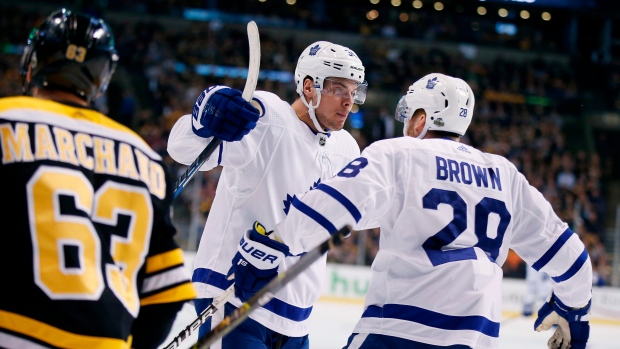 Maple Leafs Hold On To Edge Bruins And Force Game 6 Back In Toronto