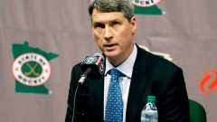 Wild split with GM Chuck Fletcher after playoff exit Article Image 0