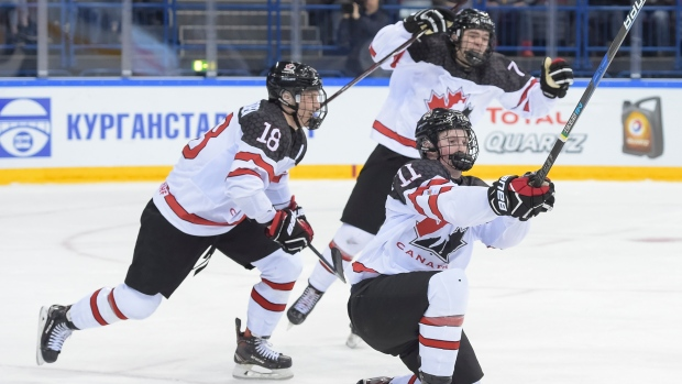 Tsn Announces Broadcast Schedule For 2018 Hlinka Gretzky Cup Tsn Ca