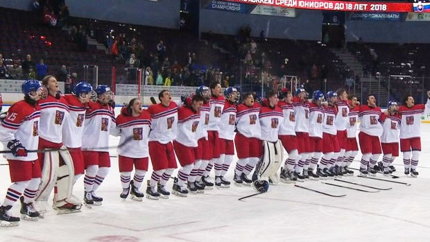 U18 WORLDS: Canada Out After Quarters Loss To Czechs