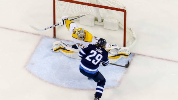 sports shoes 135b0 e7bed Jets, Predators ready for clash of NHL's two best teams - TSN.ca