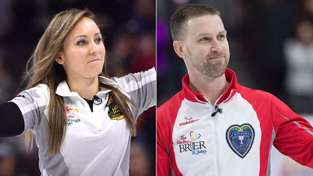 NEW Gushue Rink Goes Undefeated at Humpty's Champions Cup