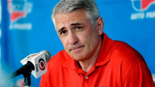 Carolina terminates demoted GM Ron Francis' contract Article Image 0