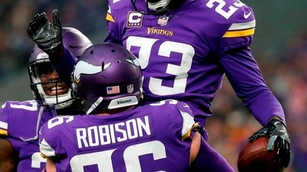 Vikings re-sign Terence Newman, NFL's oldest on defence Article Image 0