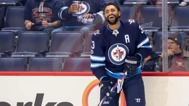 Winnipeg Jets D Dustin Byfuglien believed to be weighing future amid leave - TSN.ca