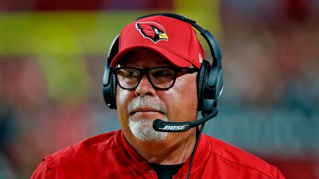 Bruce Arians getting the Cardinals coaching gang back together in Tampa Bay