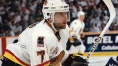 Cliff Ronning canucks