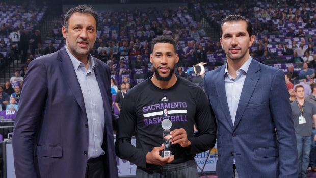 Former Kings All-Star Peja Stojakovic promoted to team's Assistant GM