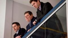 Toronto Maple Leafs appoint Kyle Dubas new general manager Article Image 0