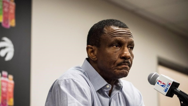 Toronto Raptors fire head coach Dwane Casey after second-round playoff exit Article Image 0