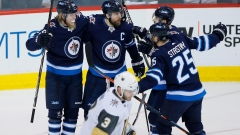 Scheifele, Byfuglien lead Jets over Knights in Game 1 of Western Conference final Article Image 0