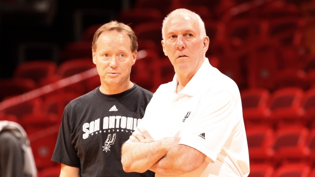 Mike Budenholzer 'the focus' of Bucks, Raptors coaching searches