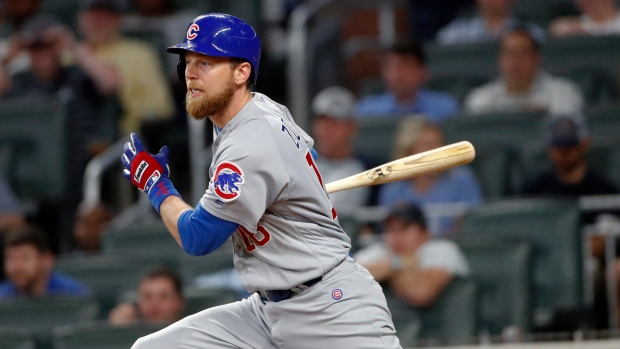 Ben Zobrist Back In Action Friday Night