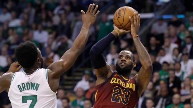 8680ef0faa06 Cavs confident they can bounce back vs Celtics - TSN.ca