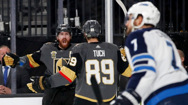 James Neal Alex Tuch