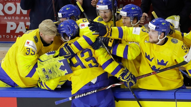 Sweden beats Switzerland in penalties and wins world cup