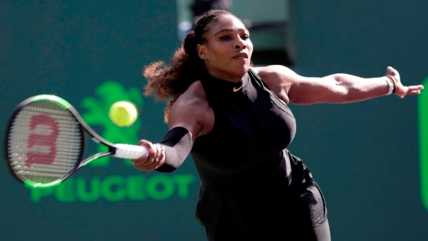 French Open won't seed Serena Williams after maternity leave