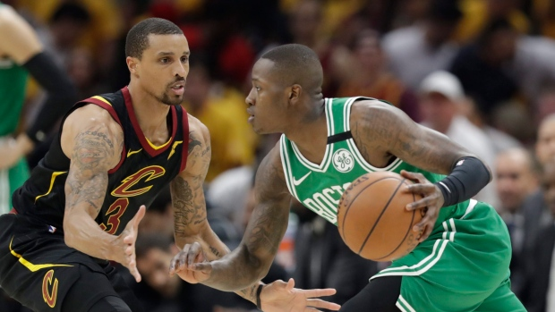 George Hill Terry Rozier