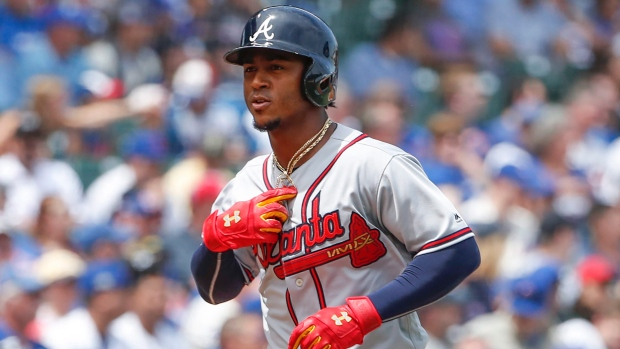 Atlanta Braves extend Ozzie Albies' contract