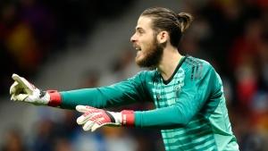 Report: Mourinho wants De Gea at Roma