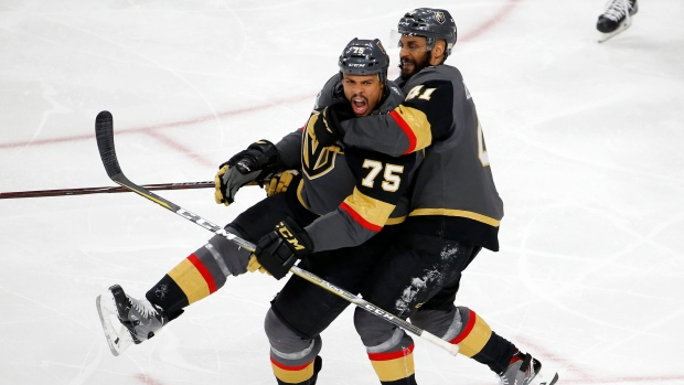 Statistically Speaking: Fourth Line Lifts Vegas To Game One Win