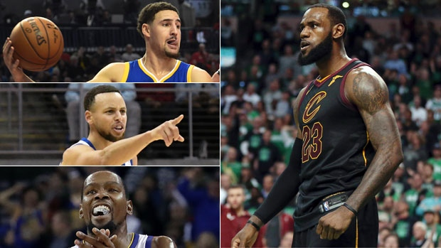 807bb563a0c LeBron no stranger to underdog role in NBA Finals - TSN.ca