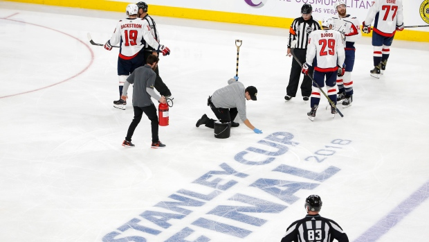 Hottest Cup Final In History Wreaks Havoc On Vegas Ice - Up To 100 Today