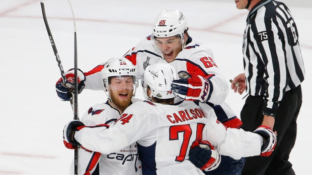 Statistically Speaking: Eller, Holtby Help Caps Even Series