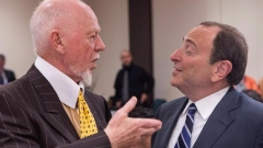 Don Cherry asks Gary Bettman directly about NHL expanding to Quebec City Article Image 0