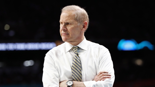 MI coach John Beilein interviewed for Detroit Pistons head coaching job