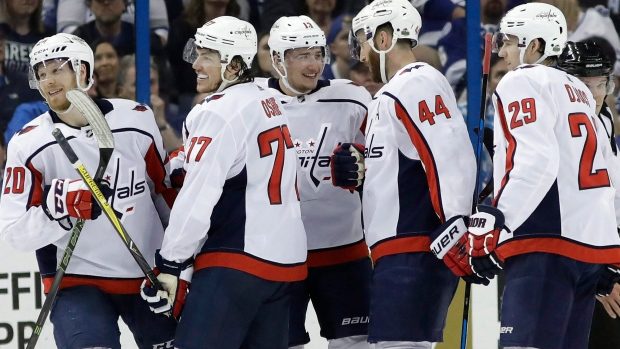 Stanley Cup Final A Redemption Story For Caps' Warrior Orpik