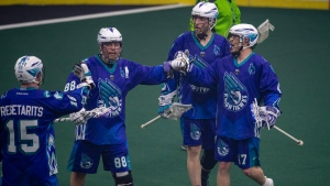 National Lacrosse League adds new division