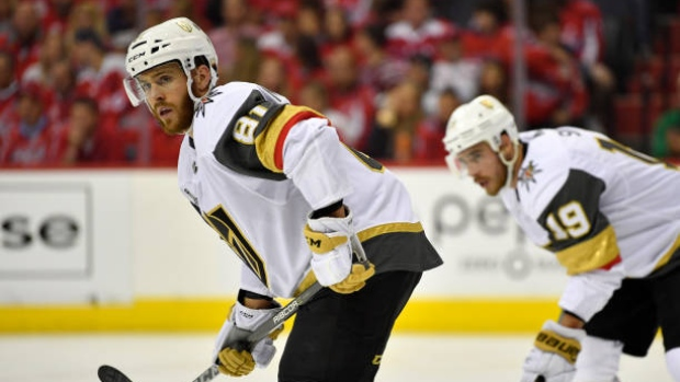 Vegas' Top Line A Disappearing Act In Cup Final So Far