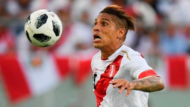 924746694 Peru s Guerrero scores twice in win over Saudi Arabia - TSN.ca