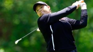 Jutanugarn takes lead at windy Women's Scottish Open