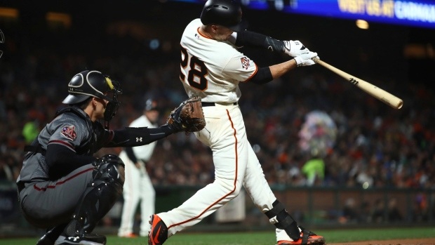 Posey will miss All-Star Game with injured hip
