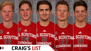 Craig's List: Svechnikov solidifies hold on second spot