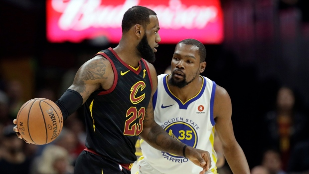 Durant George And Paul Staying Put All Eyes Now On Lebron Tsn Ca