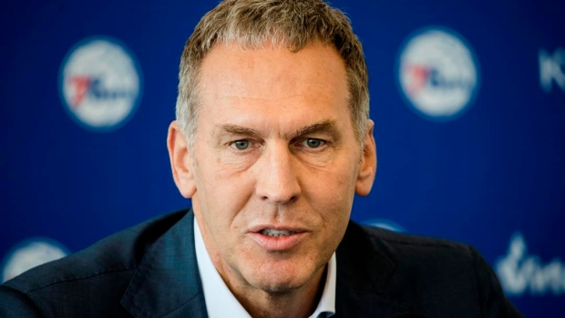 Bryan Colangelo resigns as 76ers president Article Image 0