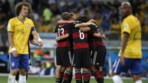 Germany-celebrates