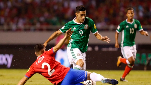 Raul Jimenez: Wolves sign Mexico forward on loan from Benfica