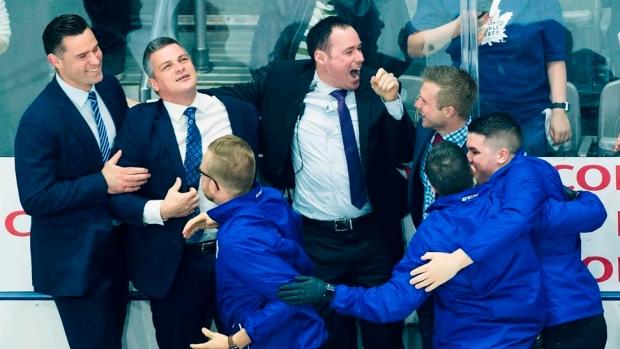 Marlies-coaches-celebrate