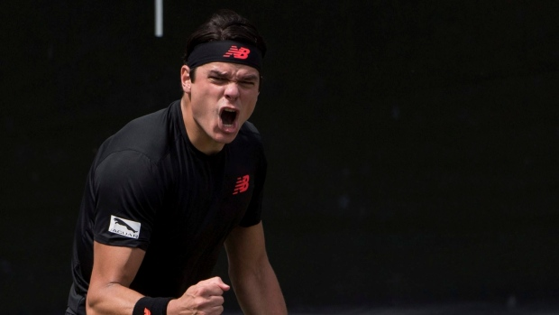 Milos Raonic sees positives in loss to Roger Federer