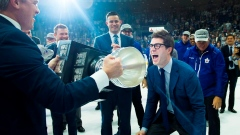 Leafs GM Kyle Dubas revelling in Marlies' win, primed for NHL draft, free agency Article Image 0