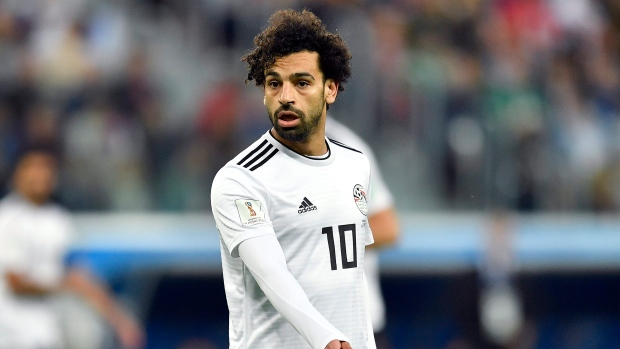 quality design f10ce 1e45c Sources: Salah considering retiring from national team - TSN.ca