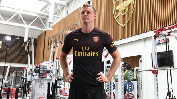 Arsenal complete the signing of German global